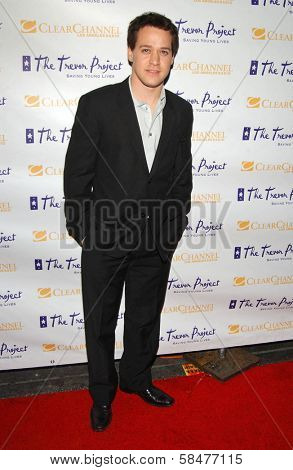 TR Knight at The Trevor Project's