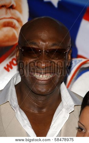HOLLYWOOD - JULY 26: Michael Clarke Duncan at the Premiere Of