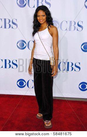 PASADENA - JULY 15: Kimberly Elise at CBS's TCA Press Tour at The Rose Bowl on July 15, 2006 in Pasadena, CA.