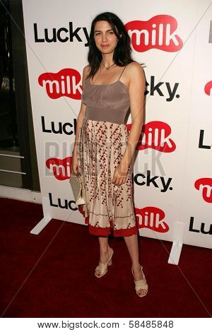 WEST HOLLYWOOD - AUGUST 10: Shiva Rose McDermott at the Lucky Magazine LA Shopping Guide Party August 10, 2006 in Milk, West Hollywood, CA.