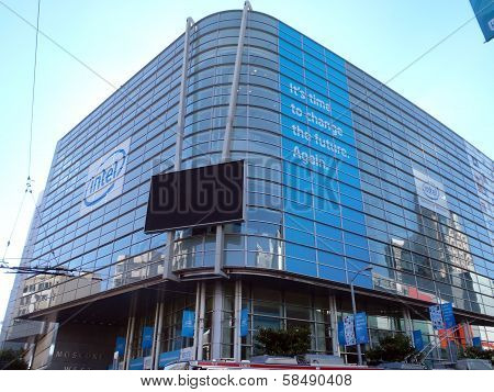 The 13Th Intel Developer Forum In San Francisco