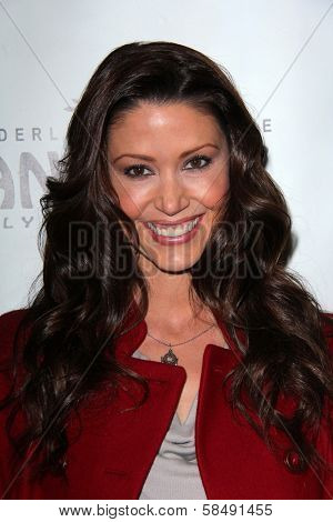 Shannon Elizabeth at the