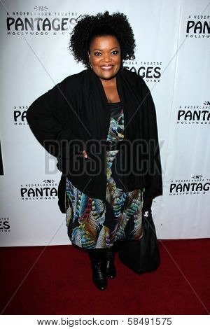 Yvette Nicole Brown at the