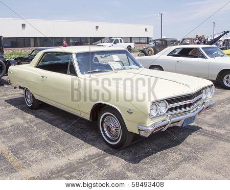 1965 Chevy Chevelle Malibu Ss