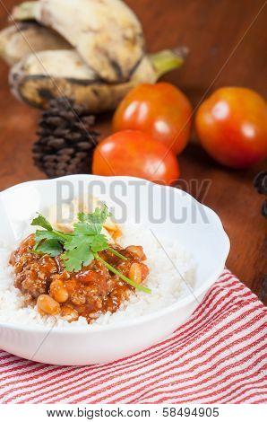 arroz ala cubana