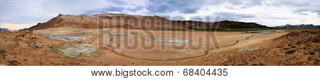 Geothermal Area Hverir