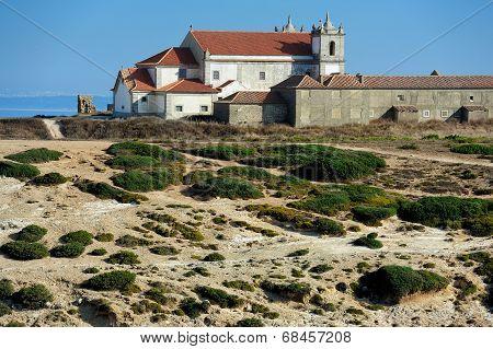 Santuario De Nossa Senhora Do Cabo Espichel, Portugal