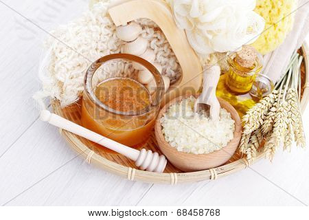 all you need to have great bath - beauty treatment
