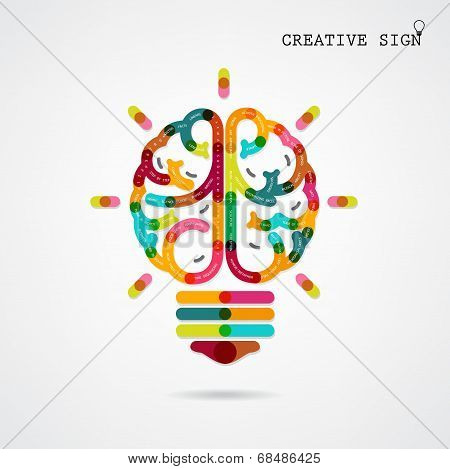 Creative Infographics Brain Function Ideas
