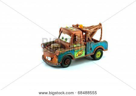 Tow Mater Cars