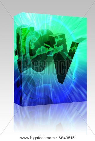 Dot Gov Internet Box Package