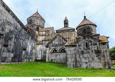 Medieval Armenian Monastery Complex in Haghpat Armenia poster