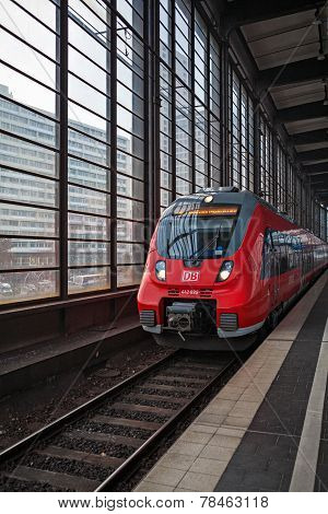 Berlin Zoo railway station