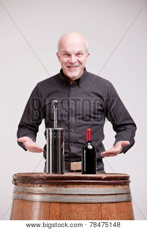 Liar Trying Too Fool About Wine