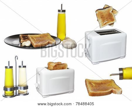 Toast Collage