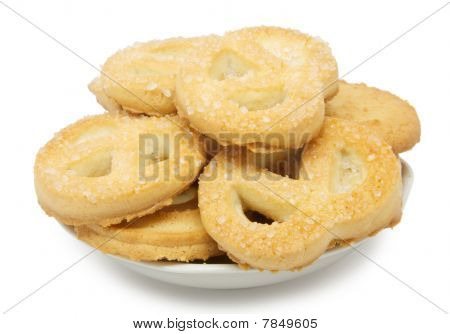 Danish biscuit