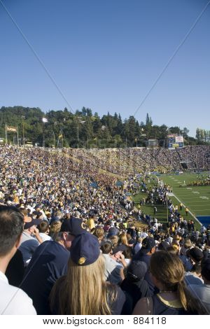 Cal Oregon Game 2006