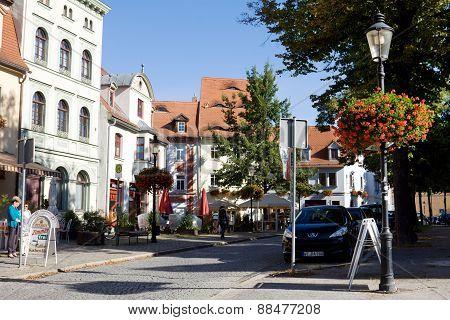 A Cosy Nook In Naumburg; Saxony-anhalt, Germany