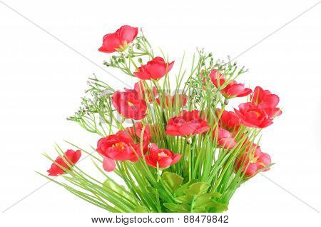 Nice bouquet flowers for house decoration Artificially.