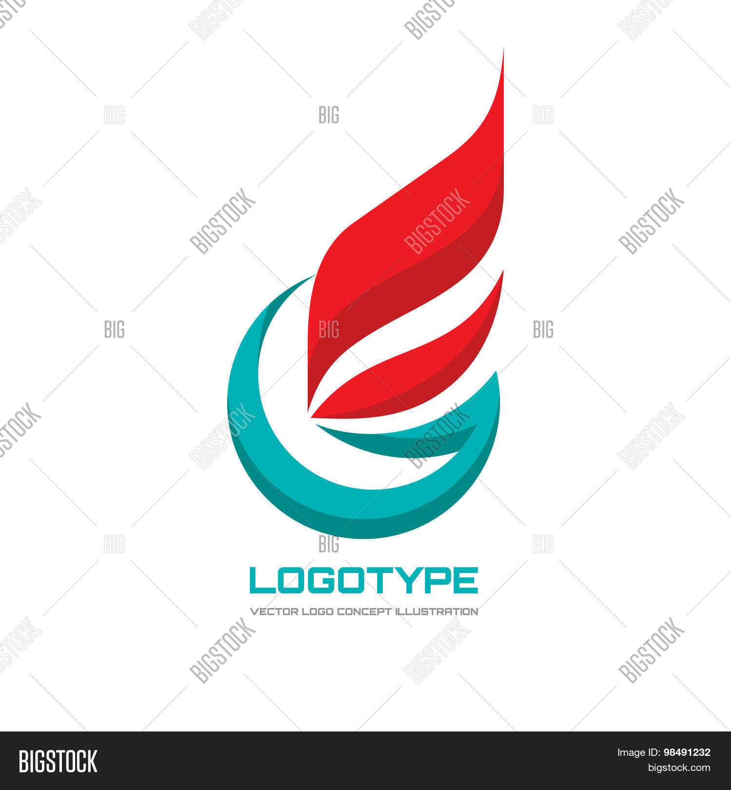 Abstract Vector Logo Vector & Photo (Free Trial) | Bigstock