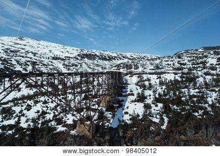 Alaska's White Pass and Yukon Route Railroad