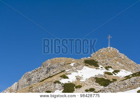 Summit - Giewont