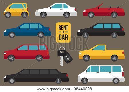 Car Rent Types