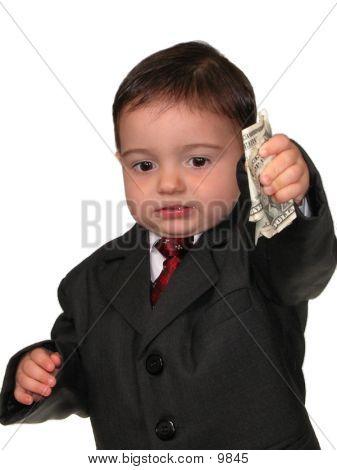 Little Business Man