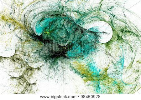 Wings of Angels. Tragic paint.