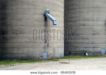 Grain Chute