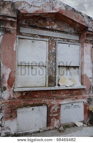Family Graves