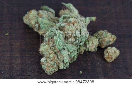 Blueberry Diesel Medical Marijuana