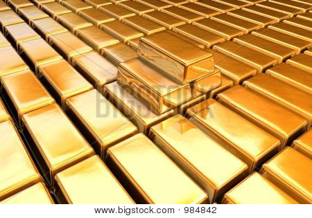 Gold bary