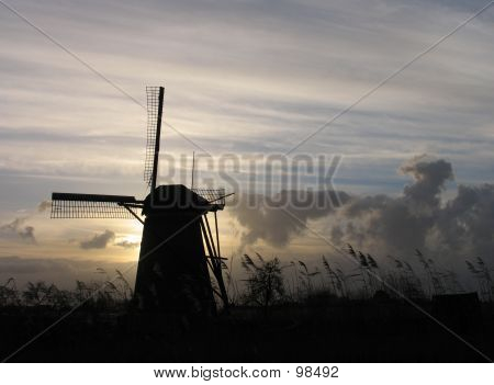 Dutch Windmill 4