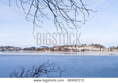 Lake Weissensee Bavaria