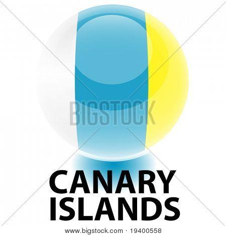Orb Canary Islands Flag