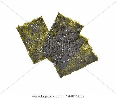 Toasted Seaweed Wafers
