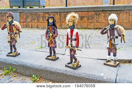 The Souvenir Dolls From Tbilisi