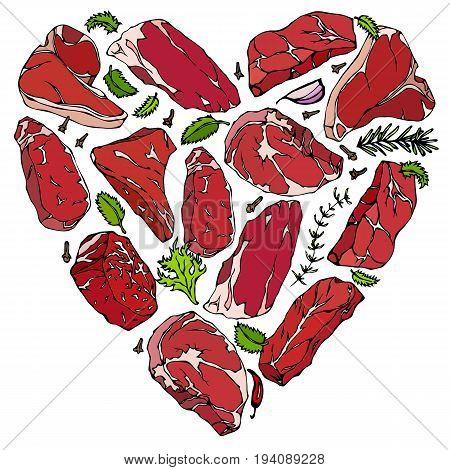 Steaks. Steak Types. Beef Cuts. Steak Guide Top popular steaks