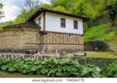 Traditional Bulgarian House Near Etar