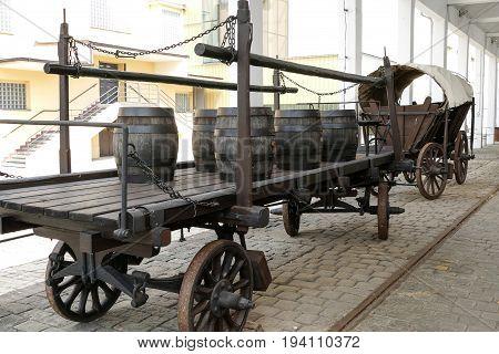 Pilsner Urquell Brewery Museum