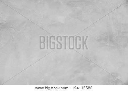 close up surface detail of abstract raw concrete wall texture background grey (gray) solid cement backdrop or wallpaper from architecture and construction material design element for display product