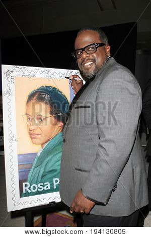 LOS ANGELES - FEB 1:  Cedric the Entertainer at the Bellafortuna Entertainment NAACP Gifting Suite at Shrine Auditorium on February 1, 2013 in Los Angeles, CA