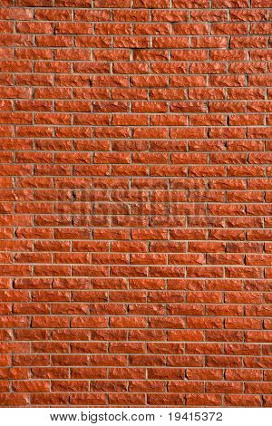 Old brick wall - architectural background texture