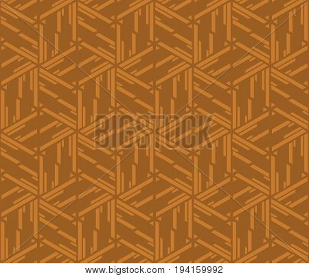 abstract parquet concept seamless pattern. vector illustration of geometry swatch