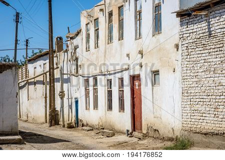 Street In Bukhara, Uzbekistan