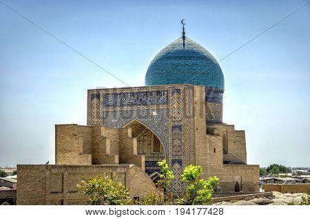 Mir I Arab Madrassa, Bukhara