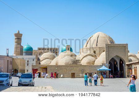 Bukhara Taqi Zargaron Bazaar, Uzbekistan