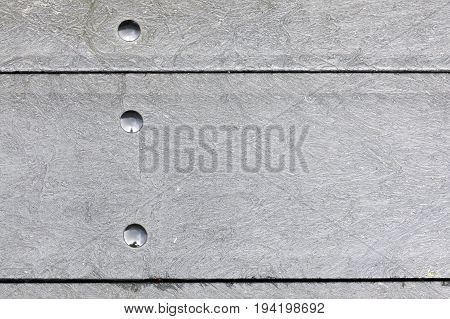 Stainless steel shiny metal panel abstract background