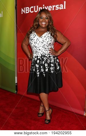 LOS ANGELES - MAR 20:  Sherri Shepherd at the NBCUniversal Summer Press Day at Beverly Hilton Hotel on March 20, 2017 in Beverly Hills, CA